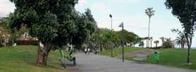 Jardim do Almirante Reis