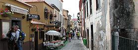 Zona Velha da Cidade do Funchal