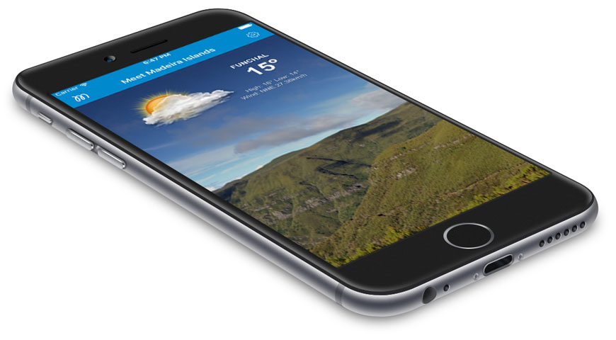 Meet Madeira Islands Guide - Available for the iPhone, iPad and iPod touch